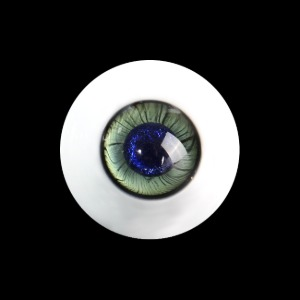 16MM S-GLASS EYES-NO.148