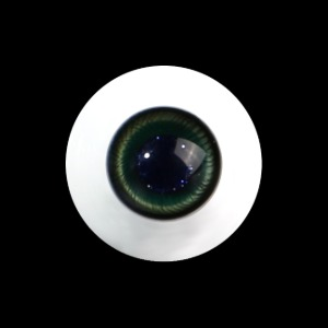 16MM S-GLASS EYES-NO.042